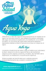 AquaYoga---Redes